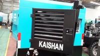 BKCY柴油移动螺杆空压机